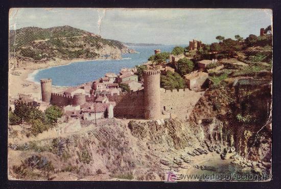Sellos: TOSSA DE MAR. Castillo. - Foto 2 - 23851658