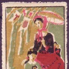 Sellos: ESPAÑA. VIÑETA. * TARRAGONA/FIESTAS DEL I CENTENARIO DE LA RAMBLA 14-22 AGOSTO 1954 *. MAGNÍFICA. R. Lote 27416641
