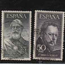Sellos: 1953. LEGAZPI Y SOROLLA. EDIFIL Nº 1124/5. Lote 9433164