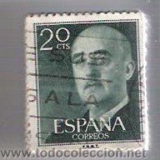 Sellos: PASTILLA 100 SELLOS GENERAL FRANCO. Lote 26798597