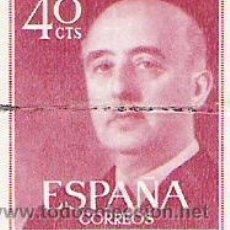 Sellos: 1 SELLO USADO---ESPAÑA---BASICA FRANCO--. Lote 10640585