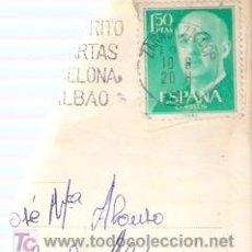 Sellos: SELLO DE ESPAÑA - FRANCO - 1,50 PESETAS. Lote 14610108