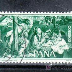 Sellos: ESPAÑA 1692 USADA, NAVIDAD, MAYNO. Lote 195105867