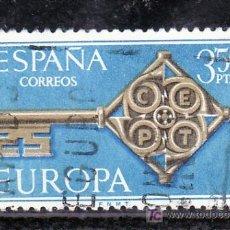 Francobolli: ESPAÑA 1868 USADA, TEMA EUROPA, CEPT,. Lote 58454457