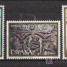Timbres: ESPAÑA 1974 - NAVIDAD - COMPLETA - EDIFIL 2217 / 19 ***. Lote 14622117