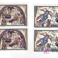 Sellos: NAVIDAD 1972-DOS BLOQUES DE 2- EDIFIL 2115/6. Lote 27104858