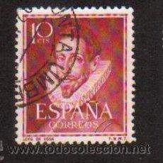 Sellos: SELLO USADO ESPAÑA AÑO 1950 SELLO LITERATOS. LOPE DE VEGA . Lote 17642904