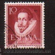 Sellos: SELLO USADO ESPAÑA AÑO 1950 SELLO LITERATOS. LOPE DE VEGA . Lote 17642914