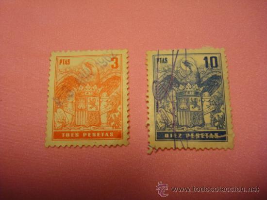 SELLOS DE POLIZA (Sellos - España - II Centenario De 1.950 a 1.975 - Usados)