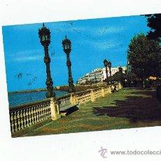 Selos: POSTAL ALAMEDA CIRCULADA 196... EDIFIL 1153 DE CADIZ A PATERNA VALENCIA . Lote 23401547