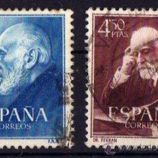 Briefmarken - SELLOS ESPAÑA 1952 (EDIFIL 1119-1120)-SERIE COMPLETA - 29012989