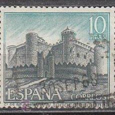 Sellos: EDIFIL 1816, CASTILLO DE BELMONTE (CUENCA), USADO. Lote 29425486