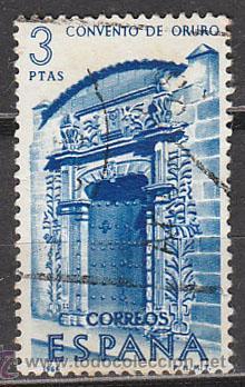 EDIFIL 1755, FORJADORES DE AMERICA 1966, USADO (Sellos - España - II Centenario De 1.950 a 1.975 - Usados)