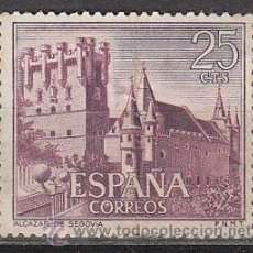 Sellos: EDIFIL 1739, ALCAZAR DE SEGOVIA, USADO. Lote 30101054