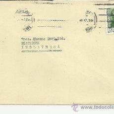Sellos: CANARIAS TENERIFE CC CON SELLO FRANCO 15 TS . Lote 30958154