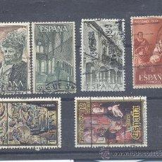 Sellos: ESPAÑA, LOTE DE SELLOS USADOS. Lote 34460045