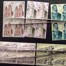 Sellos: ESPAÑA AÑO 1969 FORJADORES DE AMERICA EDIFIL 1939 -1943 ** . Lote 34730968