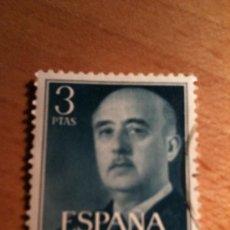 Sellos: SELLO FRANCO 3 PESETAS - CORREOS ESPAÑA. Lote 34903590