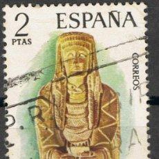 Sellos: 2177 2 PTAS DAMA OFERENTE (ALBACETE) / EUROPA.. Lote 206893562