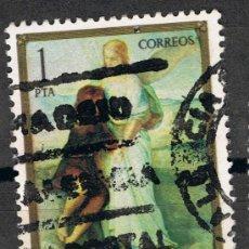 Sellos: 2203 1 PTA TOBÍAS Y EL ANGEL / EDUARDO ROSALES Y MARTÍN. Lote 35661739