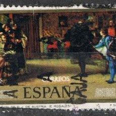 Sellos: 2207 5 PTAS PRESENTACIÓN DE DON JUAN DE AUSTRIA / EDUARDO ROSALES MARTÍN. Lote 35661931