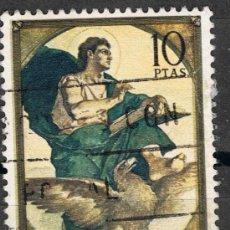 Sellos: 2209 10 PTAS SAN JUAN / EDUARDO ROSALES Y MARTÍN. Lote 35661960