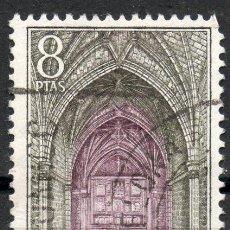 2112 / 8 ptas Nave Central / Monasterio de Santo Tomás. Avila.