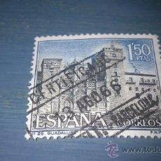 Sellos: SELLO 1'50 PTAS Nº 25 GUADALUPE ESPAÑA CORREOS 1966. Lote 35916612