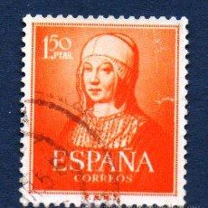 Sellos: ESPAÑA.- EDIFIL Nº 1095, EN USADO. Lote 36408750