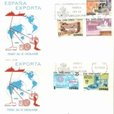 Francobolli: ESPAÑA SOBRE PRIMER DIA CIRCULACION EXPORTA. Lote 55868127