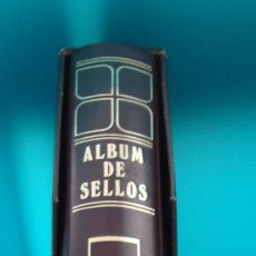 Sellos: ESPAÑA 1950 A 1964, NUEVOS, CON FIJASELLOS Y CIRCULADOS MONTADO EN ALBUM. Lote 37562848
