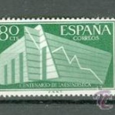 Timbres: ESPAÑA 1196 / 1198 - ESTADISTICAS 1956. NUEVA CAT. 9€.. Lote 38698945