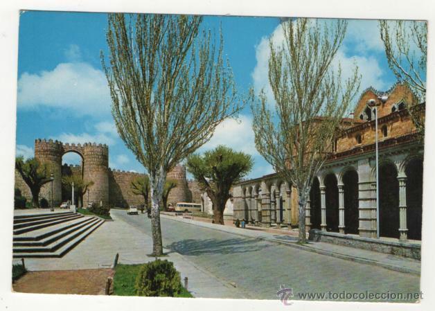 Sellos: Sellos Franco 50 céntimos y Miguel de Unamuno 2.50 pesetas ( pegados en postal ) - Foto 2 - 39323595