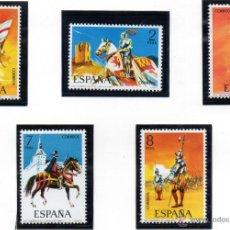 Sellos: ESPAÑA.- EDIFIL Nº 2139/43 SERIE COMPLETA EN NUEVO. Lote 40782153