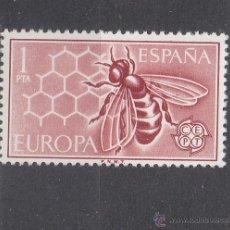Sellos: ESPAÑA 1448 SIN CHARNELA, EUROPA-CEPT, ABEJA. Lote 103845904