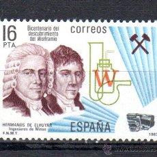 Sellos: ED.Nº 2715** DE ESPAÑA. Lote 156777326
