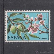 Sellos: ESPAÑA 2254 SIN CHARNELA, FLORA, ALMENDRO,. Lote 103846380