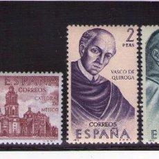 Sellos: 1970. 12.OCT.-FORJADORES DE AMERICA.MEJICO. Lote 47286960