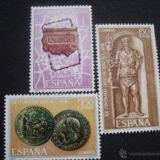 Sellos: ESPAÑA 1968 EDIFIL 1871/3 LEGIÓN ROMANA. Lote 47423442