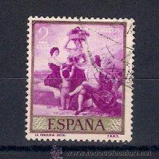 Selos: VINO Y PINTURA EN ESPAÑA. AÑO 1958. Lote 77857266