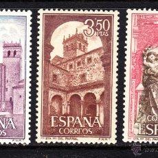 Sellos: ESPAÑA 1894/96** - AÑO 1968 - MONASTERIO DE SANTA MARÍA DEL PARRAL. Lote 179338167