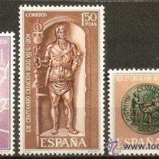 Sellos: ESPAÑA CENTENARIO DE LA LEGIO VII EDIFIL NUM. 1871/1873 ** SERIE COMPLETA SIN FIJASELLOS. Lote 237166395