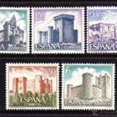 Sellos: ESPAÑA 1927/31** - AÑO 1969 - CASTILLOS DE ESPAÑA. Lote 270402758