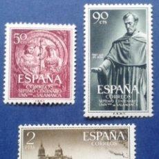 Sellos: 3SELLOS, NUEVOS, ESPAÑA, AÑO 1953. Lote 53731459