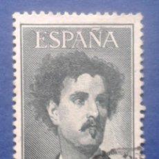 Sellos: 1 SELLO USADO, ESPAÑA, AÑO 1955. Lote 53905077
