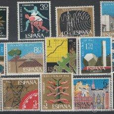 Sellos: SELLOS DE ESPAÑA AÑO 1964 XXV AÑOS DE PAZ SELLOS NUEVOS**. Lote 54094726