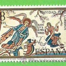 Timbres: EDIFIL 2116. NAVIDAD - PINTURAS DE LA BASÍLICA DE SAN ISIDORO, LEÓN (1972).** NUEVO SIN FIJASELLOS. Lote 54326803
