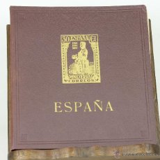 Sellos: 7197 - ÁLBUM DE SELLOS DEL II CENTENARIO. INCOMPLETO. ESPAÑA. 1951-1965.. Lote 89474504