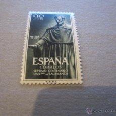Sellos: ESPAÑA 1953, EDIFIL Nº 1127**, UNIVERSIDAD DE SALAMANCA. Lote 55014439