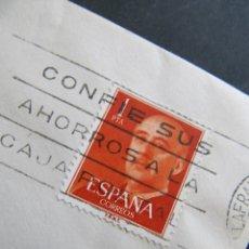 Sellos: SELLO 1 PESETA FRANCISCO FRANCO 1 PESETA. CIRCULADO. Lote 55697082